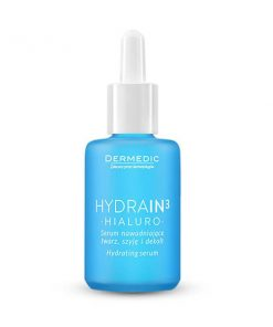 Serum cấp ẩm Dermedic Hydrainc3 Hialuro Hydrating serum for face, neck and decolltage