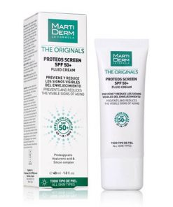 MartiDerm The Originals Proteos Screen SPF50+ Fluid Cream