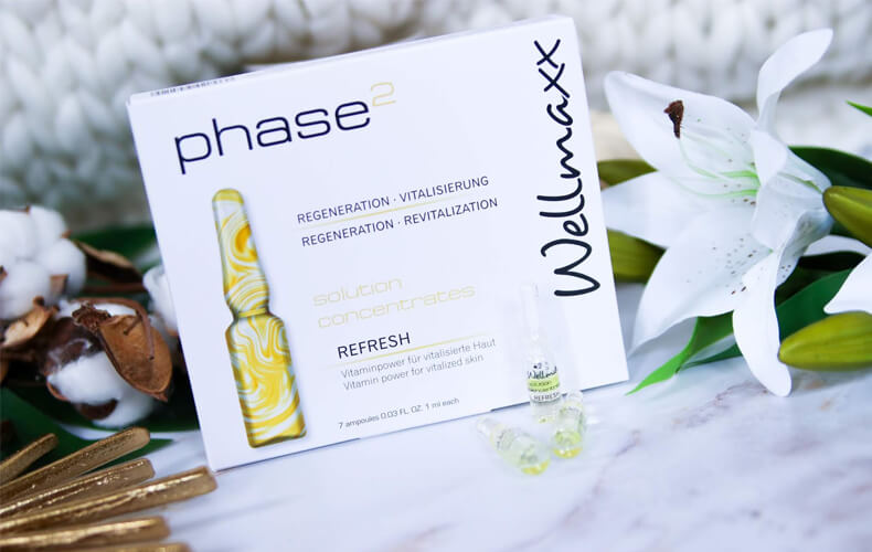 Wellmaxx phase 2 Solution Concentrates REFRESH
