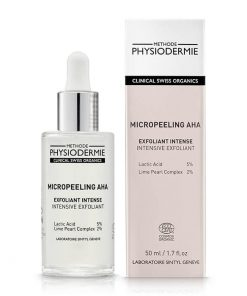 Methode Physiodermie Micropeeling AHA