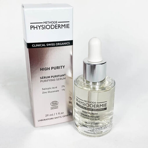 Serum se còi mụn sinh học Methode Physiodermie High Purity Bio-serum (2)