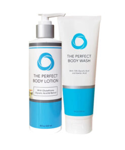 (Combo) The Perfect Body Lotion - The Perfect Body Wash